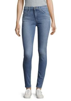 Hudson Jeans Skinny High-Waist Jeans