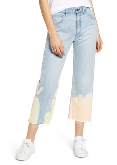 Hudson Jeans Sloane High Waist Ankle Jeans (Neutralize)