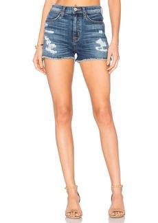 Hudson Jeans Soko High Rise Cut Off Short