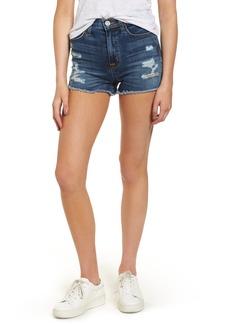 Hudson Jeans Soko High Rise Denim Cutoff Shorts (Legit)