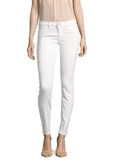 Hudson Jeans Solid Skinny Jeans
