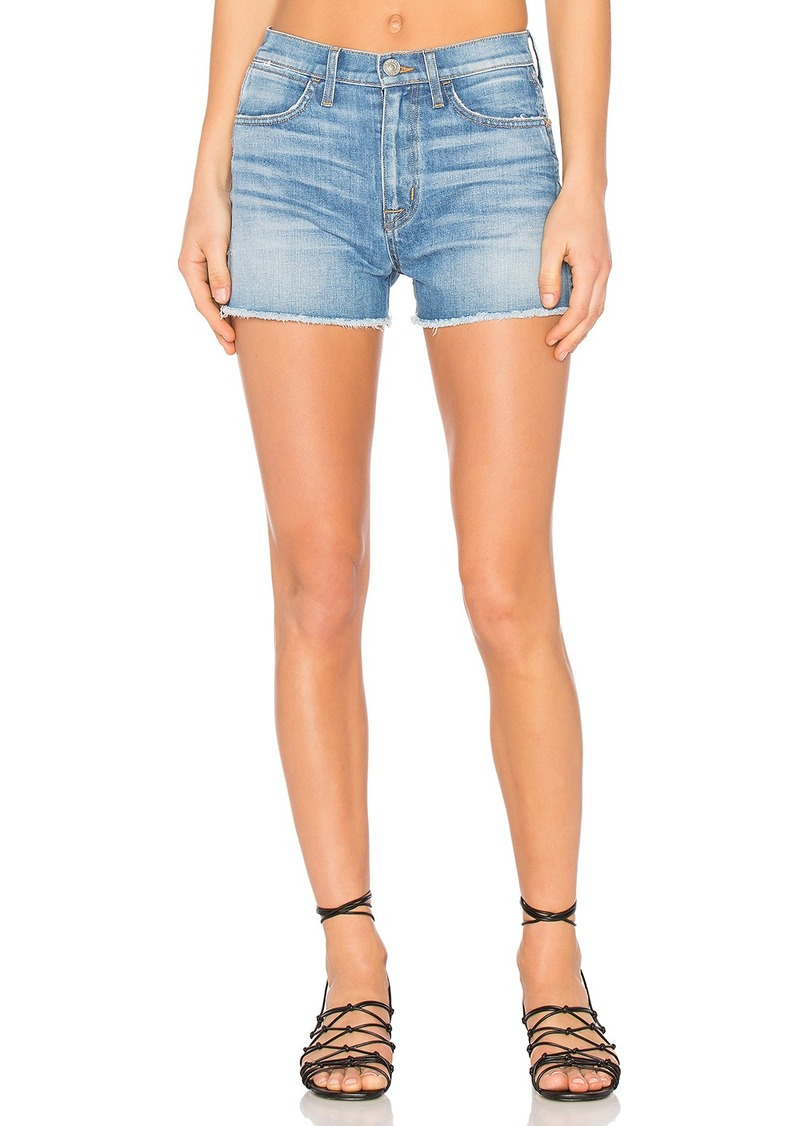 Hudson Jeans Solo High Rise Short