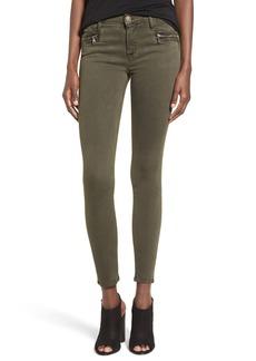 Hudson Jeans 'Spark Moto' Ankle Skinny Pants