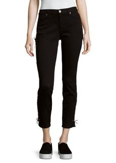 Hudson Jeans Suki Ankle Lace Jeans