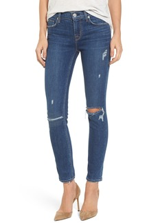 Hudson Jeans Tally Ankle Skinny Jeans (Imperial)