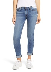 Hudson Jeans Tally Crop Skinny Jeans (Corrupt)
