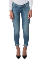 Hudson Jeans Tally Cuffed Skinny Jeans