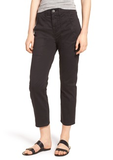 Hudson Jeans The Leverage Ankle Cargo Pants