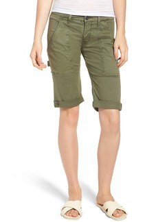 Hudson Jeans The Leverage Cargo Shorts