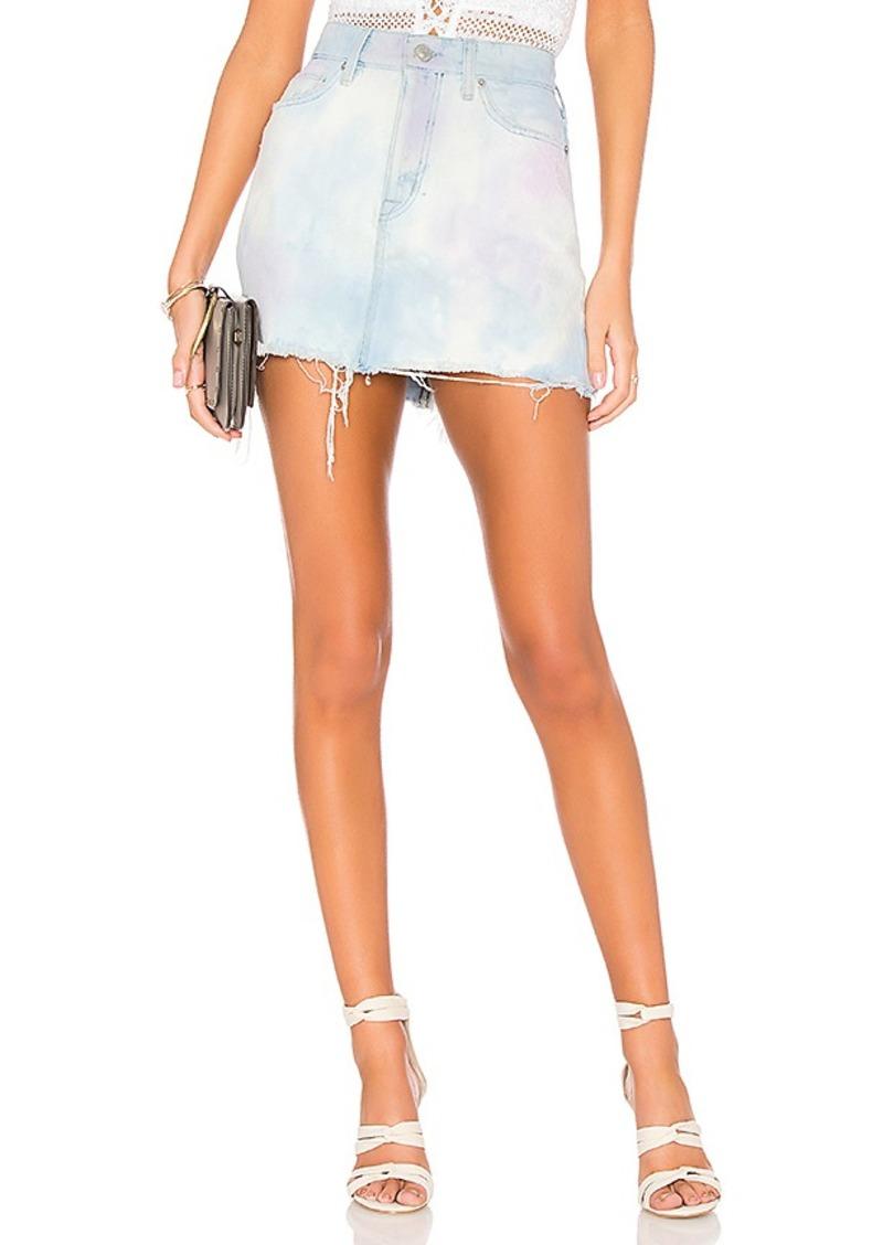 001f46fb5 Hudson Jeans Hudson Jeans The Viper Mini Skirt