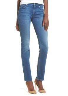 Hudson Jeans Tilda Cigarette Leg Jeans (Blue Riot)