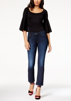 Hudson Jeans Tilda Raw-Hem Ankle Jeans