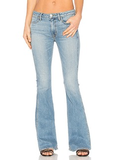Hudson Jeans Tom Cat High Rise Flare. - size 25 (also in 24,26)