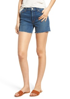 Hudson Jeans Valeri Cutoff Denim Shorts (Take Flight)
