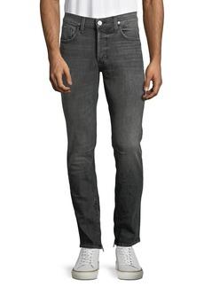 Hudson Jeans Vaughn Ankle Zip Skinny Jeans