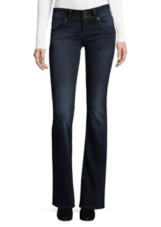 Hudson Jeans Washed Bootcut Jeans