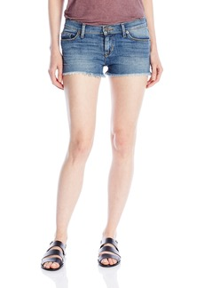 Hudson Jeans Women's Amber Raw Edge Hem 5 Pocket Jean Short  27