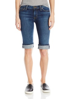 Hudson Jeans Women's Amelia Cuffed Knee Short