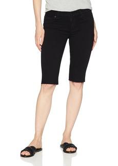 Hudson Jeans Women's Amelia Cut Off Knee Short