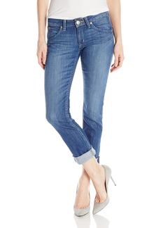 Hudson Jeans Women's Bacara Cuffed Crop Flap Pocket Jean