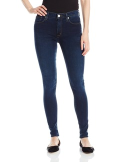 Hudson Jeans Women's Barbara High Rise Super Skinny 5 Pocket Jean