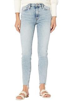 HUDSON Jeans Women's Barbara High Rise Super Skinny Ankle Jean  30