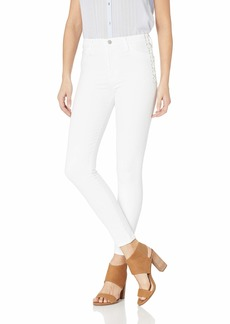 HUDSON Jeans Women's Barbara High Rise Super Skinny Fit Ankle Jean
