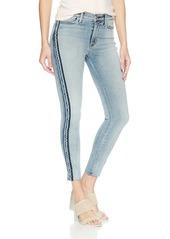 Hudson Jeans Women's Barbara High Rise Super Skinny Jean