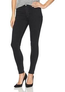 Hudson Jeans Women's Barbara High Waist Ankle Raw Hem Skinny 5 Pocket Jean