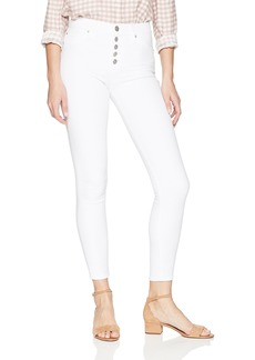 Hudson Jeans Women's Barbara High Waist Super Skinny Ankle 5 Pocket Jean