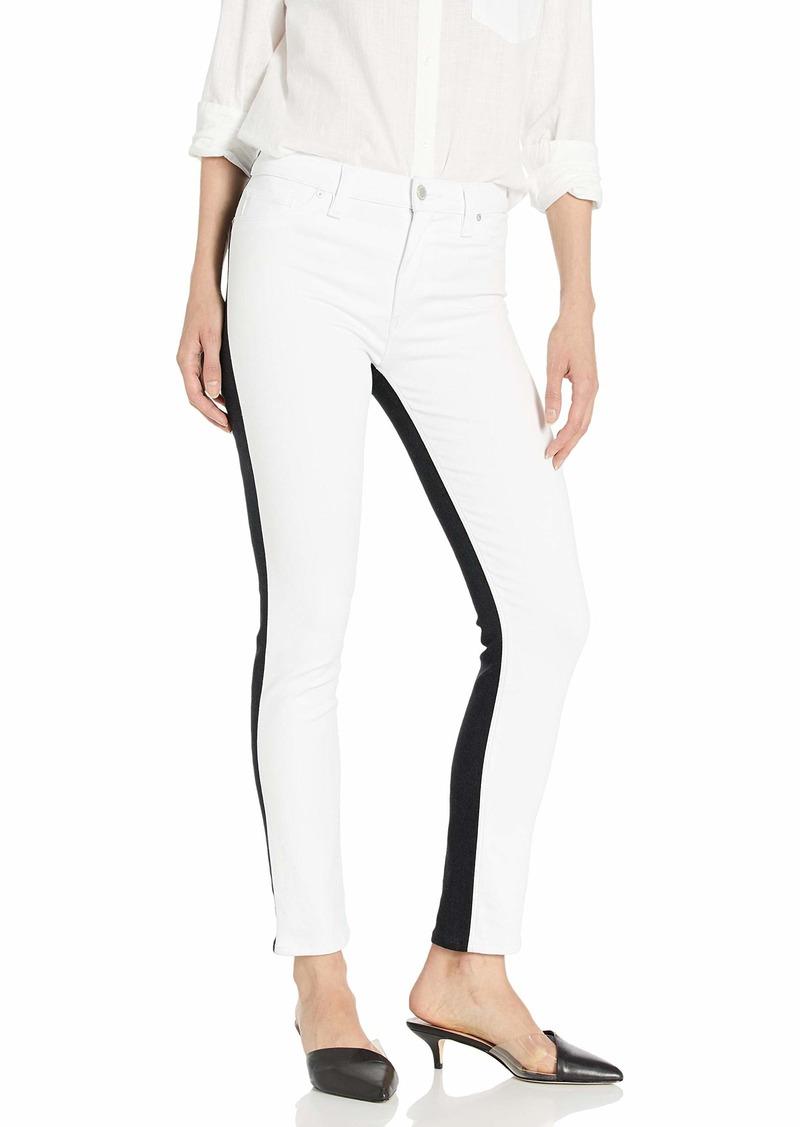 Hudson Jeans Women's Barbara HIGH Waist Super Skinny Ankle Jean