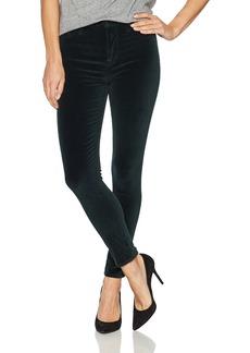 Hudson Jeans Women's Barbara High Waist Super Skinny Ankle Velvet Jean