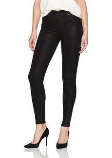 Hudson Jeans Women's Barbara High Waist Super Skinny Black Jean