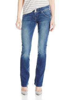 Hudson Jeans Women's Beth Baby Boot Petite Flap Pocket Jean