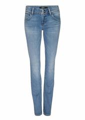 HUDSON Jeans Women's Beth Mid Rise Baby Bootcut Jean