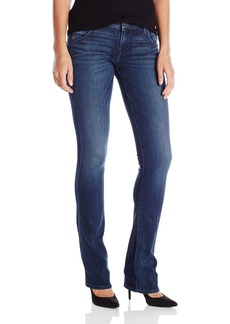 Hudson Jeans Women's Beth Midrise Baby Boot Flap Pocket Jean