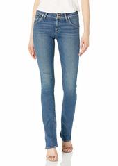 HUDSON Jeans Women's Beth Midrise Baby Bootcut Flap Pocket Jean
