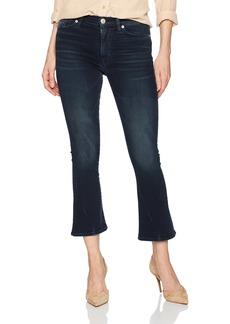 Hudson Jeans Women's Brix High Rise Crop