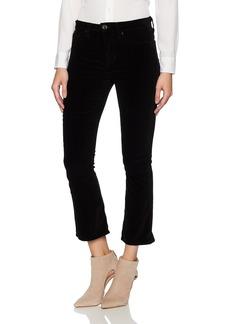 Hudson Jeans Women's Brix High Rise Cropped Boot 5 Pocket Jean