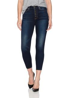Hudson Jeans Women's Ciara High Rise Ankle Super Skinny Buttonfly 5-Pocket Denim