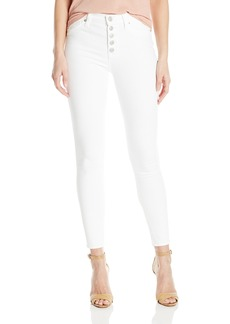 Hudson Jeans Women's Ciara High Rise Ankle Super Skinny Buttonfly 5-Pocket Jean