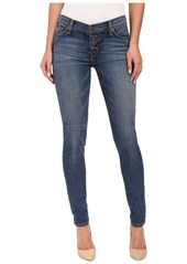 Hudson Jeans Women's Ciara Super Skinny Exposed Button Fly 5-Pocket Jeans