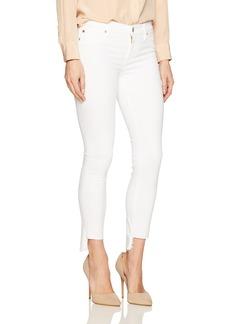 Hudson Jeans Women's Colette Midrise Skinny with Step Hem Jean