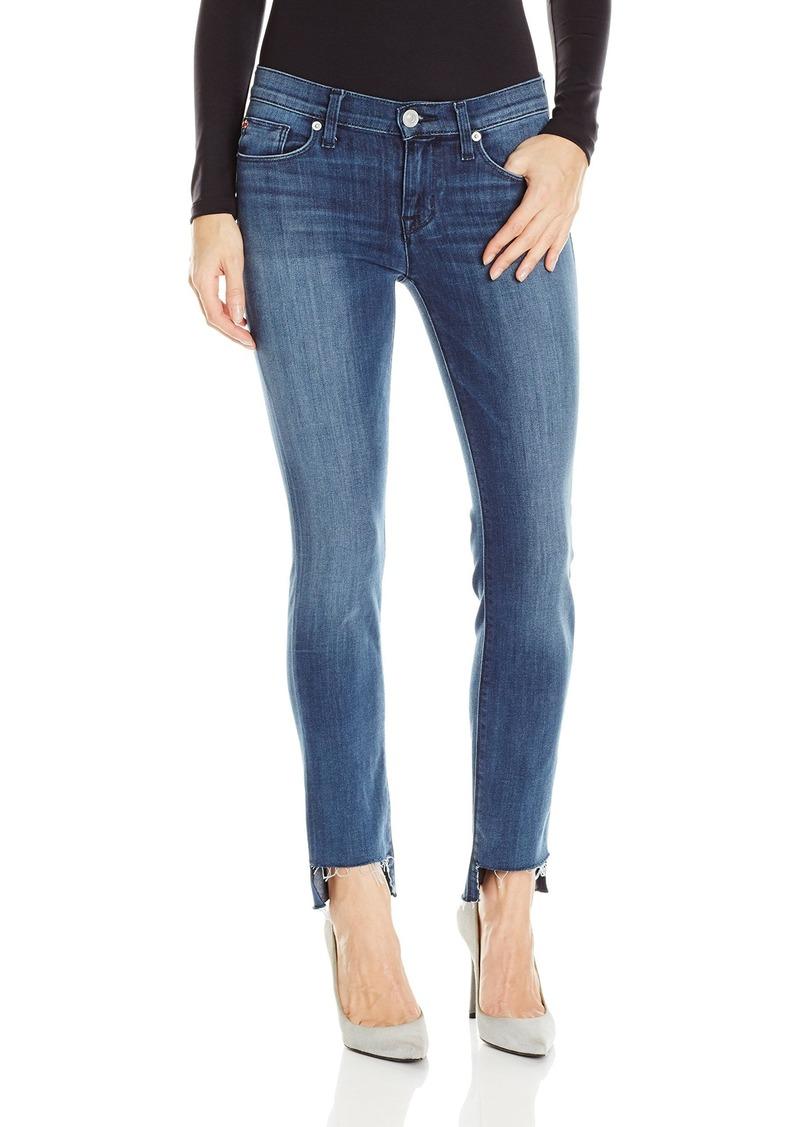 Hudson Jeans Women's Colette Midrise W/ Stepped Hem
