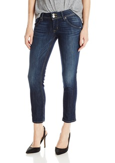 Hudson Jeans Women's Collin Crop Skinny Flap Pocket Jean