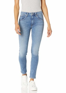 HUDSON Jeans Women's Collin High Rise Skinny Jean with Back Flap Pockets