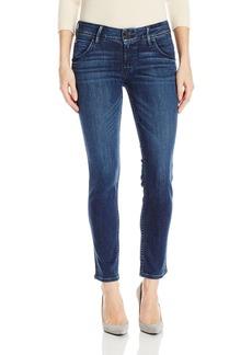Hudson Jeans Women's Collin Midrise Ankle Skinny Flap Pocket Jean