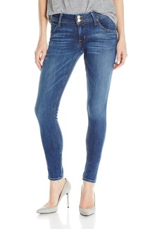 Hudson Jeans Women's Collin Midrise Ankle Skinny Flap Pocket Jean Dream On 24