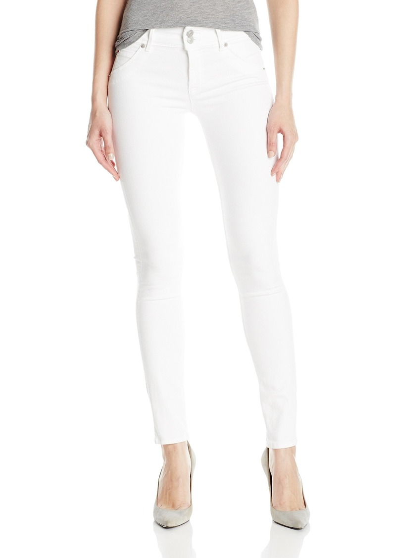 Hudson Jeans Women's Collin Midrise Skinny Denim Flap Pocket