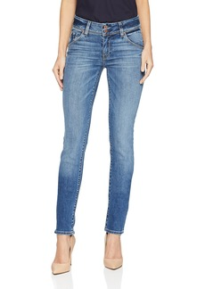 Hudson Jeans Women's Collin Midrise Skinny Flap Pocket